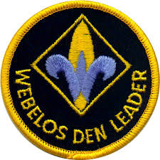 weeblos_den_leader_patch